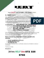 iDebt Assist 1 - 2010