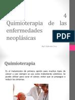 Quimioterapia de Las Enfermedades Neoplásicas