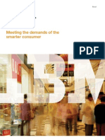 IBM Retail | Meeting the demands of the smarter consumer