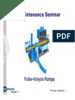 FK Pump PPT Complete 96