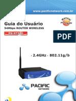 Pacific PN RT54G