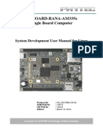 Rana-AM335x System Development User Manual.pdf