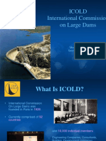 Présentation - Icold International Commission on Large Dams