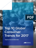 Top 10 Global Consumer