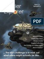 Frontier Explorer - Issue 16 (10008351)