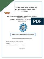 Clasificación de Los Fenómenos de Geodinamicas Externas.docx