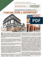Informe Especial 480 aniversario de Lima 2015