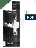 Contabilidad de Costos, Principios y Esquemas - Daniel Cascarini