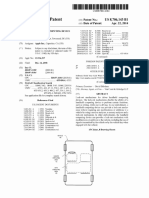 Apple patent Driver handheld computing device lock-out  US 8706143 B1