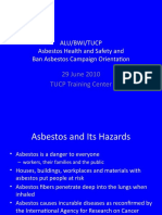 Ban Asbestos Philippines - E-campaign Guide