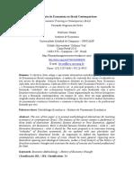 Fernando Nogueira Da Costa Formac3a7c3a3o Do Economista No Brasil Contemporc3a2neo
