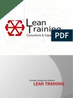 Lean Training Presentación Empresa Casos