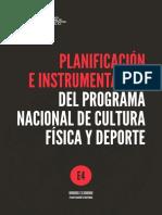 Planificacion e Instrumentacion