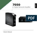 D 7050 Direct Digital Network Amplifier - English manual.pdf