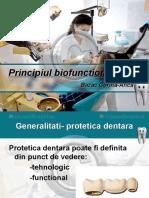 Principiul biofunctional