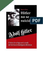 De Ruiter Robin - Adolf Hitler No Se Suicido