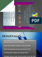 Laras Bahasa Sains-bm