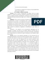 Sentencia Corte Suprema (Chile) - Detención Ilegal