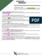 Redação Expositiva Busca e Apreensão Prof. Rodolfo Souza
