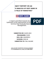 HDFC Marketing