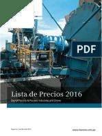 Lista de Precios Siemens - Versión Abril 2016 Gramsa.pdf