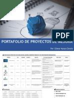 Portafolio de Proyectos - Edwar Apaza Zavala