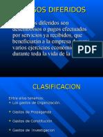 CargoS diFeriDos
