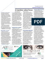 Pharmacy Daily for Thu 19 Jan 2017 - Guild member value focus, Health Minister hunt ends, Pharmacists to sell six months' OCs, Travel Specials and much more