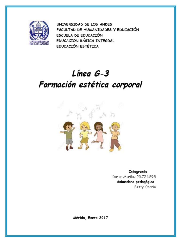 Formación Estética Corporal
