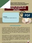 Bpm en La Industria Lactea Clases 2016