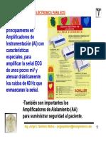 Instrumentacion Electronica Ecg