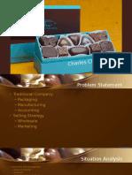 Marketing PPT Case 5 Charles Chocolate
