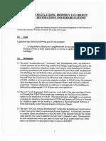 CHAP Tax Credit Application - Historic Tax Credits Rules and Regulations-NEW