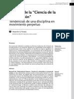 Articulo Tendencias de Una Disciplina en Movimiento Perpetuo