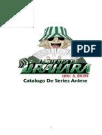 Catalogo de Series Anime 2017
