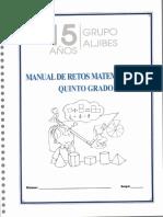 Manual Matematicas V
