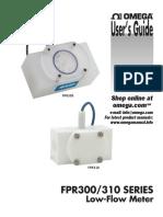 Fpr300 Manual