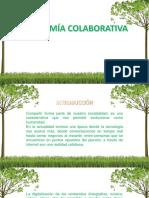 Exposición Economía Colaborativa - Ingeniero Cesar Vilcas