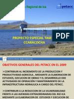 Acciones y Logros 2009 - Petacc
