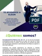 Arrendomóvil de México_Clientes 2016