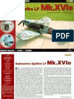 (Topshots KG11016) Grzegorz Szymanowski, Grzegorz Szymanowski, Tomasz Szlagor-Spitfire LF MK.xvie-Kagero Publishing (2005)