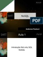 Fiap Shift - Introdução - Nosql_v2