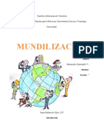 MUNDIALIZACION