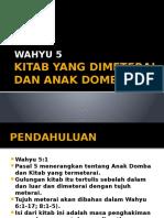 Wahyu PASAL 5