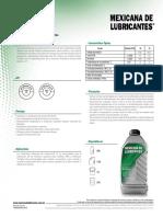 El Verde SAE 40 y SAE50.pdf