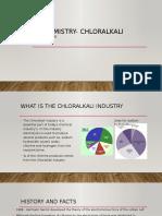 Electrochemistry Chloralkali