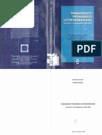 2000 Pensamiento Pedagogico Latinoamericano
