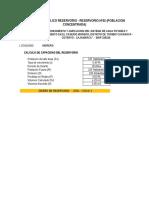 6.-DISEÑO RESERVORIO V=5M3 - POBLACION CONCENTRADA