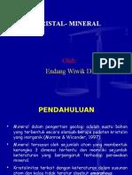 1Kul Kristal-Mineral 2010