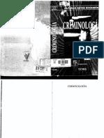 Criminología Alfonso Reyes Echandía